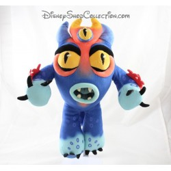 DISNEY STORE peluche Fred nuevos Monster azul héroes 37 cm