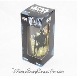 Verre K-2SO DISNEY Star Wars Rogue One transparent opaque 14 cm