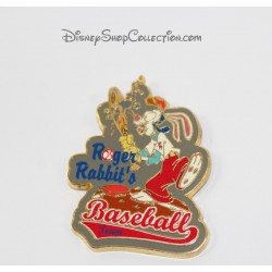 Roger Rabbit's DISNEYLAND PARIS Baseball team pins