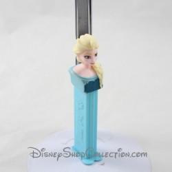 Distributeur de bonbon Elsa PEZ Disney La Reine des neiges bleu 12 cm