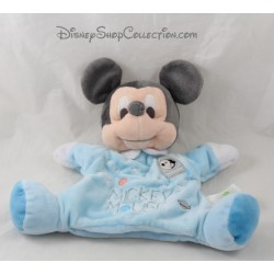 Doudou puppet Mickey Mouse DISNEY BABY planets star rocket