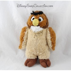 Plush master OWL DISNEY STORE friend of winnie the Pooh coat 25 cm