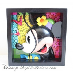 Cadre Minnie BRITTO DISNEY Pop Art Block 18 cm