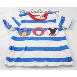 Baby Mickey DISNEY BABY boy Pluto Donald 18 months short sleeve T-shirt