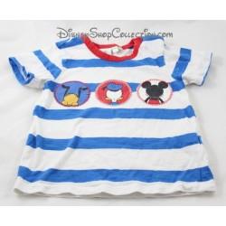 T-shirt bébé Mickey DISNEY BABY garçon manches courtes Pluto Donald 18 mois