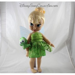 Doll Animators fairy Tinkerbell DISNEY STORE Peter Pan crocodile 38 cm