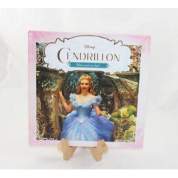 DISNEY Cinderella book one night at the ball the film Hachette