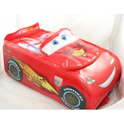 Valise à roulettes Flash Mcqueen DISNEY STORE Cars voiture de course