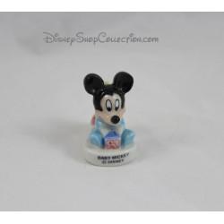 Titolare di Mickey DISNEY Bean portacandele bambino Mickey titolare di ceramica