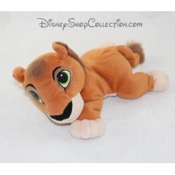Peluche lion Kovu DISNEY Le Roi Lion fils de Scar 26 cm