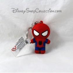 Porte clés Spiderman DISNEYLAND PARIS Super héros l'homme araignée Marvel Avengers Disney 6 cm