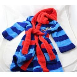 Mickey DISNEY STORE Vestido de la habitación Donald niño albornoz 2-3 años