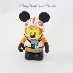 Figurine Vinylmation Mickey DISNEY Star Wars X-wing 8 cm