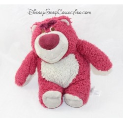 Teddy bear Lotso DISNEY STORE Toy Story Pink Strawberry scent 20 cm