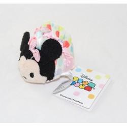TSUM TSUM Minnie DISNEY PARKS cumpleaños 2016 mini felpa 9 cm