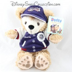 Teddy bear DISNEYLAND PARIS Duffy 20th anniversary jacket Cap 32 cm