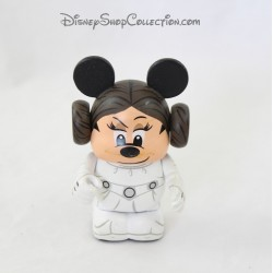 Figurine Vinylmation Minnie DISNEY PARKS Star Wars princesse Leia 8 cm