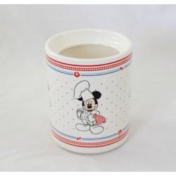 Mickey DISNEYLAND PARIS pentola per utensili da gourmet Mickey