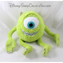 Plush Bob Wazowski DISNEY monsters and Cie green 28 cm