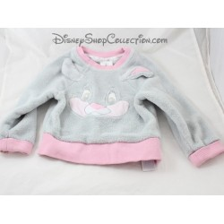 Polar Sweatshirt Pan Pan DISNEY STORE pink grey Panpan 2 years