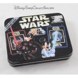 Jeu de cartes Star Wars DISNEYLAND PARIS duel deck Star Tours