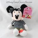 Plush Minnie NICOTOY Disney grey dress 24 cm