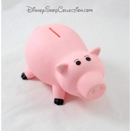 Piggy bank Bayonne pig DISNEYLAND PARIS toy story plastic 18 cm