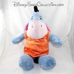 Plush donkey NICOTOY Disney Bourriquet outfit hippie Orange 50 cm