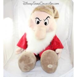 Big plush grumpy DISNEY STORE snow white and the seven dwarves 70 cm