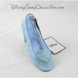 Porte monnaie chaussure PRIMARK Disney Cendrillon bleu 20 cm