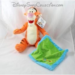 Tigger PELUCHE NICOTOY Disney green deer handkerchief flying 30 cm