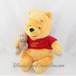 Winnie the Pooh NICOTOY Disney cub soft brown bear 26 cm