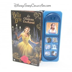 Sound book Beauty and the Beast DISNEY the enchanted castle the film