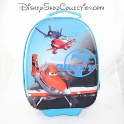 Dusty DISNEY Planes children's wheeled suitcase with 3D 40 cm terrain cabin baggage