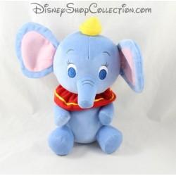 Cachorro de bola de elefante bebé DISNEY STORE Dumbo azul 24 cm