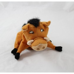 Peluche phacochère Pumba DISNEY JEMINI Le Roi Lion 16 cm