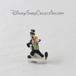 Topolino Disney Pippo Fava e il suo Mat Ceramica Amici 4 cm