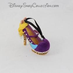 Mini chaussure décorative Miss Piggy DISNEY STORE Muppet ornement Sketchbook 8 cm