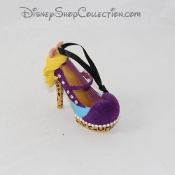 Mini zapato decorativo Miss Piggy DISNEY STORE Muppet ornamento Sketchbook 8 cm