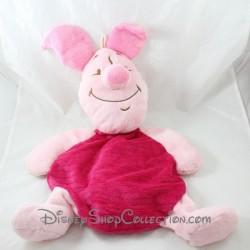 Foottv gama pijama DISNEY Carrefour Winnie y sus amigos cerdo rosa 52 cm