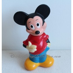 Vintage de Mickey DISNEY gel botella ducha casquillo unscrewable