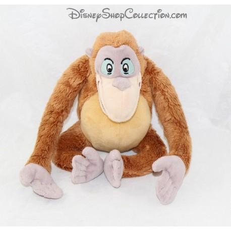 Peluche Singe Roi Louie Disney Nicotoy Le Livre De La Jungle 25 Cm