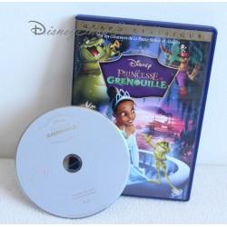 Dvd La princesse et la grenouille DISNEY grand classique N° 98 Walt Disney