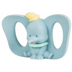 El sonajero de goma Dumbo DISNEY BABY Tigex alivia las encías