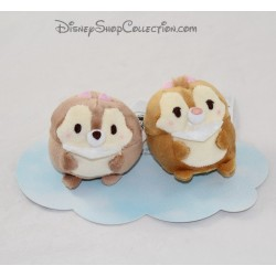 Mini plush Ufufy Tic and Tac DISNEYLAND PARIS Ufufy duo