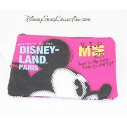 Mickey DISNEYLAND PARIS pouch Mouse party toilet kit