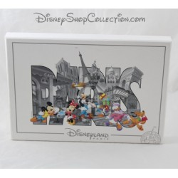 DISNEYLAND PARIS stationery set envelope and Disney character stationery