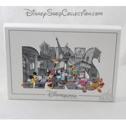 Sobre de papelería DISNEYLAND PARIS y papelería de personajes de Disney