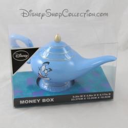 Tirelire lampe magique Génie PRIMARK Disney Aladdin bleu 23 cm