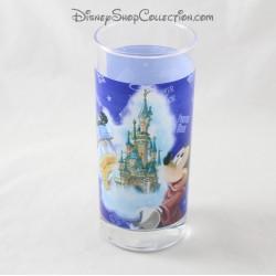 Glass DISNEYLAND PARIS gran copa de cristal Mickey Park atracciones ... 15 cm